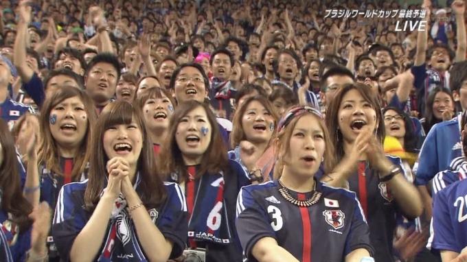 侍ジャパン、世界最速W杯出場決定!:おめでとう、ザックジャパン!_e0171614_10405526.jpg