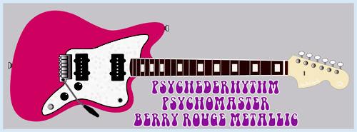 「Berry Rouge Metallic色のPsychomaster」を発売!_e0053731_17152822.jpg