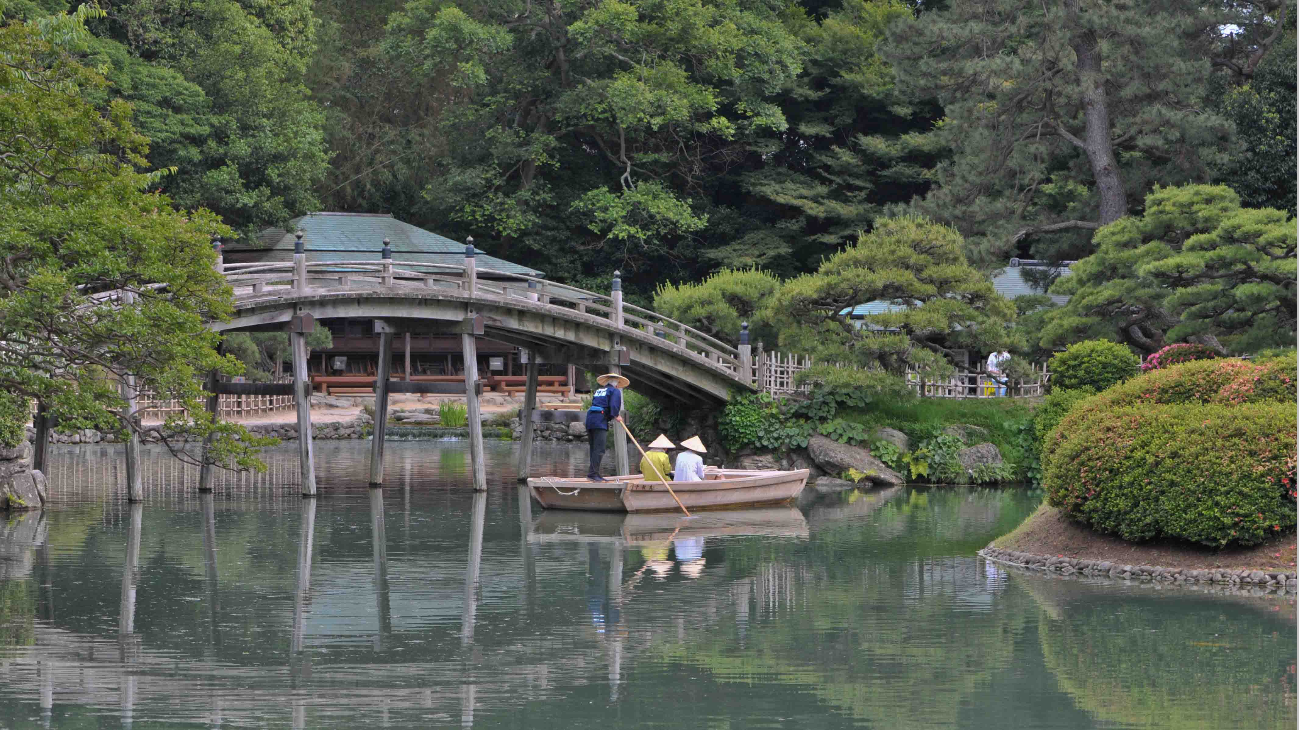 今日は 栗林公園の菖蒲  2013 0605_d0246136_20581784.jpg