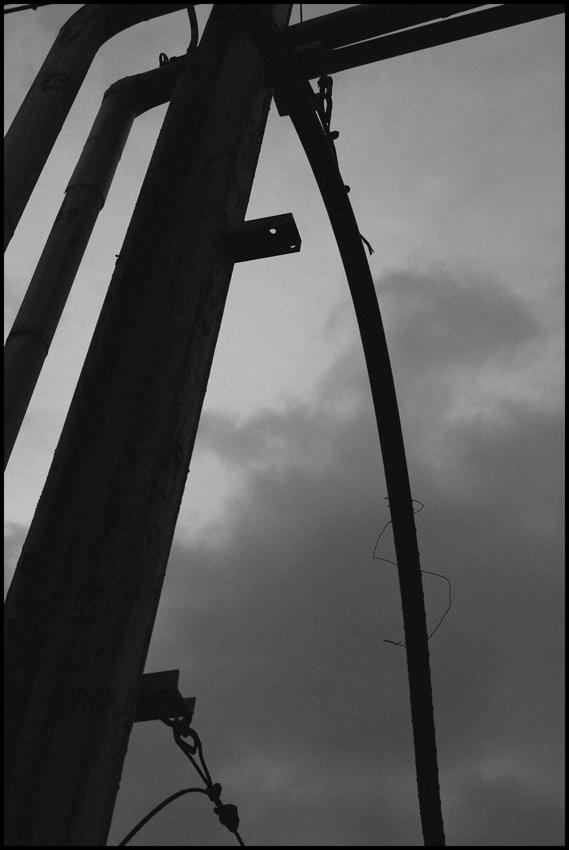 【Snapshot】 モノクロームの夜光 _c0035245_3281194.jpg
