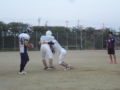 Freshman 練習風景_e0137649_6102071.jpg