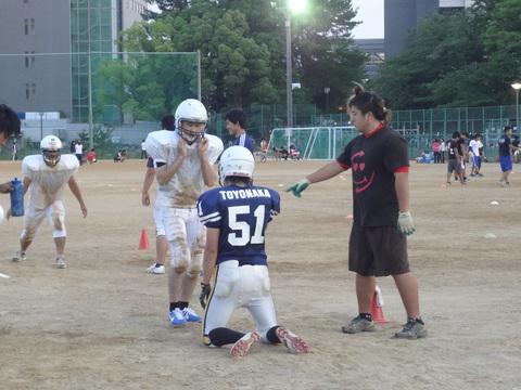 Freshman 練習風景_e0137649_68215.jpg