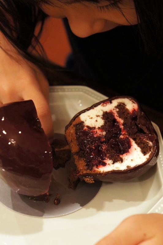 京都 パティスリー・デ・レーヴ のお菓子をいただきました。_d0210450_12351446.jpg