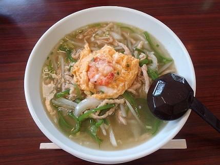 神之池麺!!_f0229750_1064219.jpg