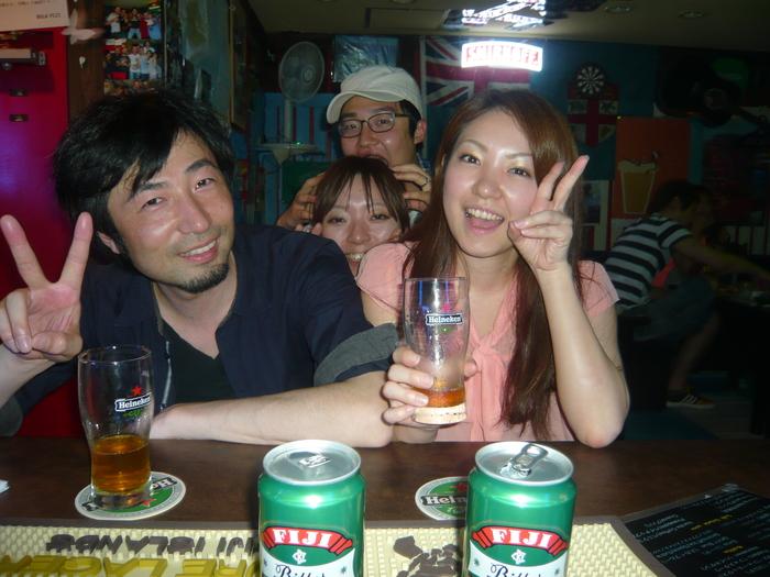 FIJI BAR Osaka  May 2013_a0117653_0464455.jpg