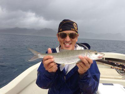 奄美でボーンフィッシュを釣る_f0074571_5465211.jpg