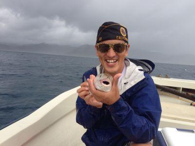 奄美でボーンフィッシュを釣る_f0074571_5465250.jpg