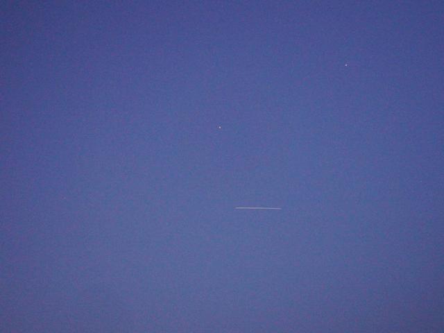 土星とISSのランデブーを観たかった_f0079085_2233360.jpg