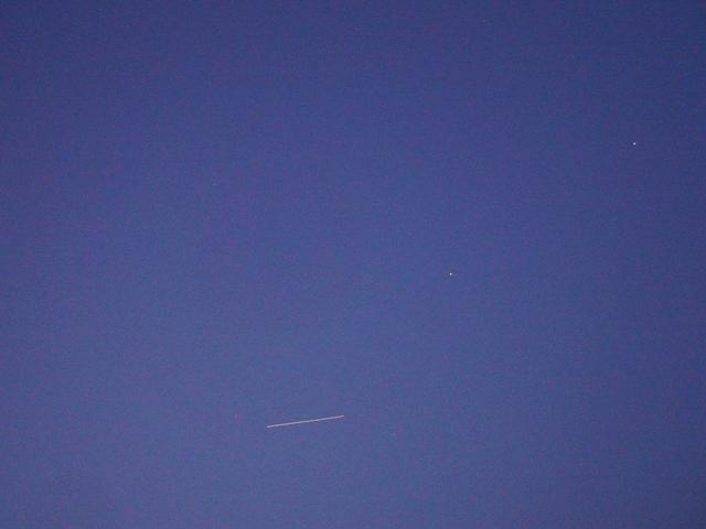 土星とISSのランデブーを観たかった_f0079085_22333895.jpg
