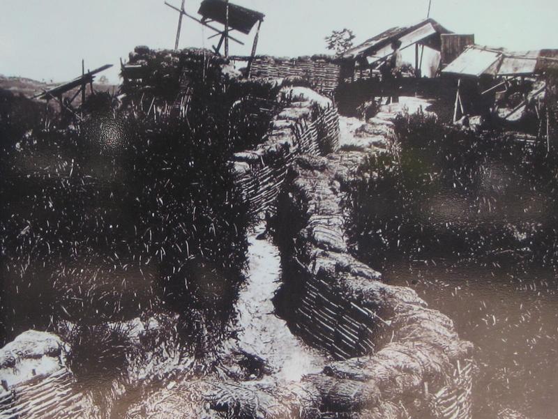 続『翔ぶが如く』を歩く(12)西南戦争 城山決戦の跡地を歩く_c0013687_2342342.jpg