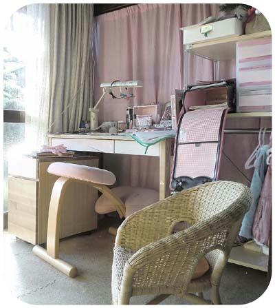 子ども部屋の整理収納(長女・小二)1 Before_c0293787_11494434.jpg