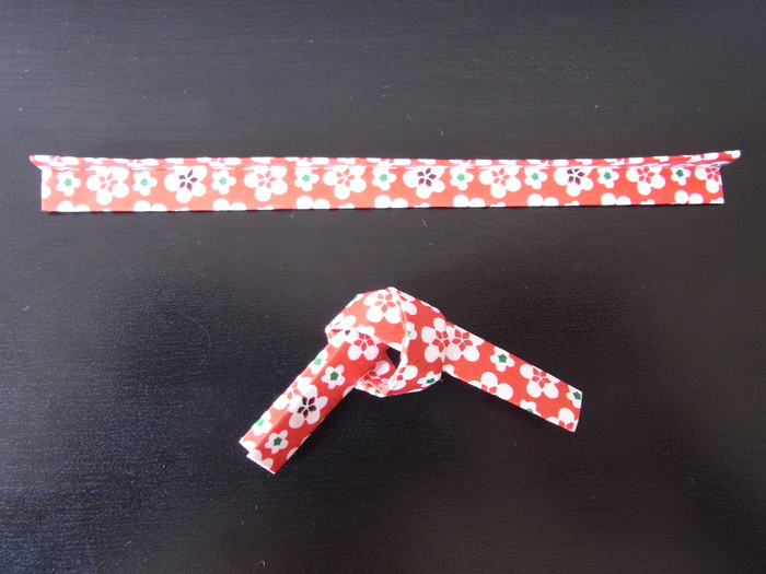 Poggiabastoncini  箸置き : Origami Ⅰ_b0246303_19285855.jpg