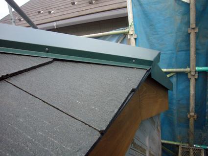 屋根完成!_a0148909_8172774.jpg