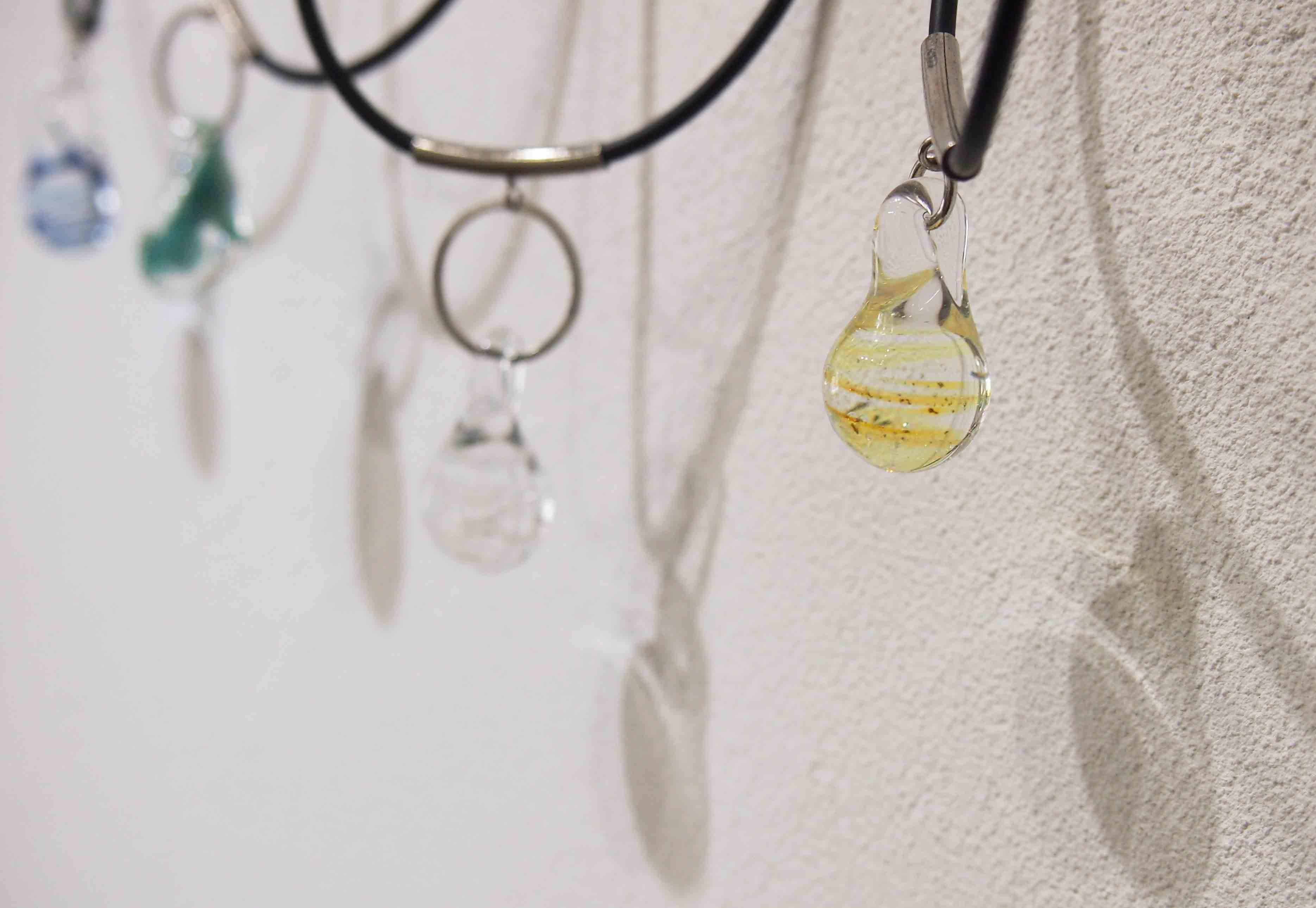 彫金3人展「夏のはじまり」@2日目-作家紹介/長澤知美-  _e0272050_161039.jpg