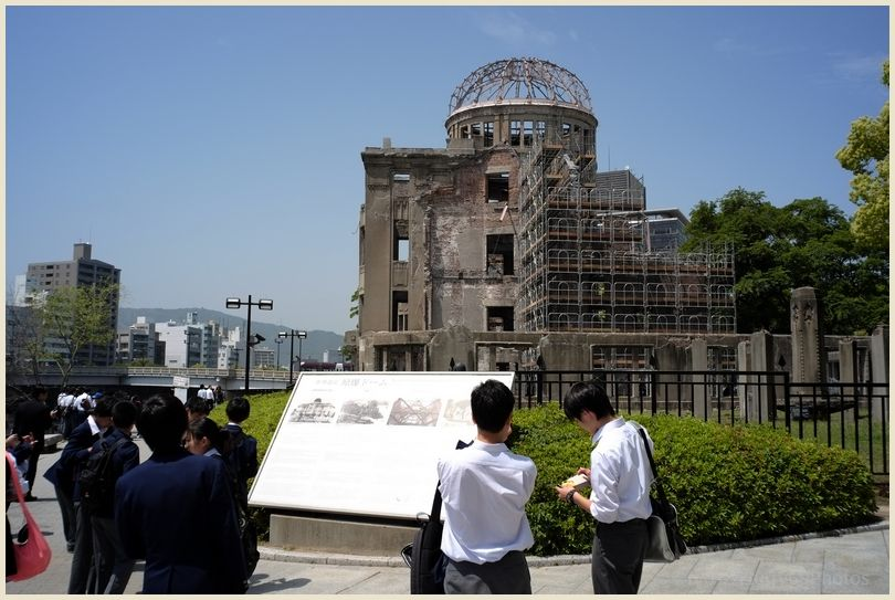 広島~原爆ドーム#2~  X-E1_e0063851_1472527.jpg