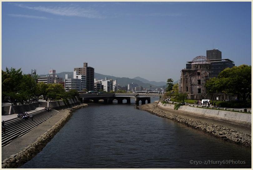 広島~原爆ドーム#2~  X-E1_e0063851_1473997.jpg