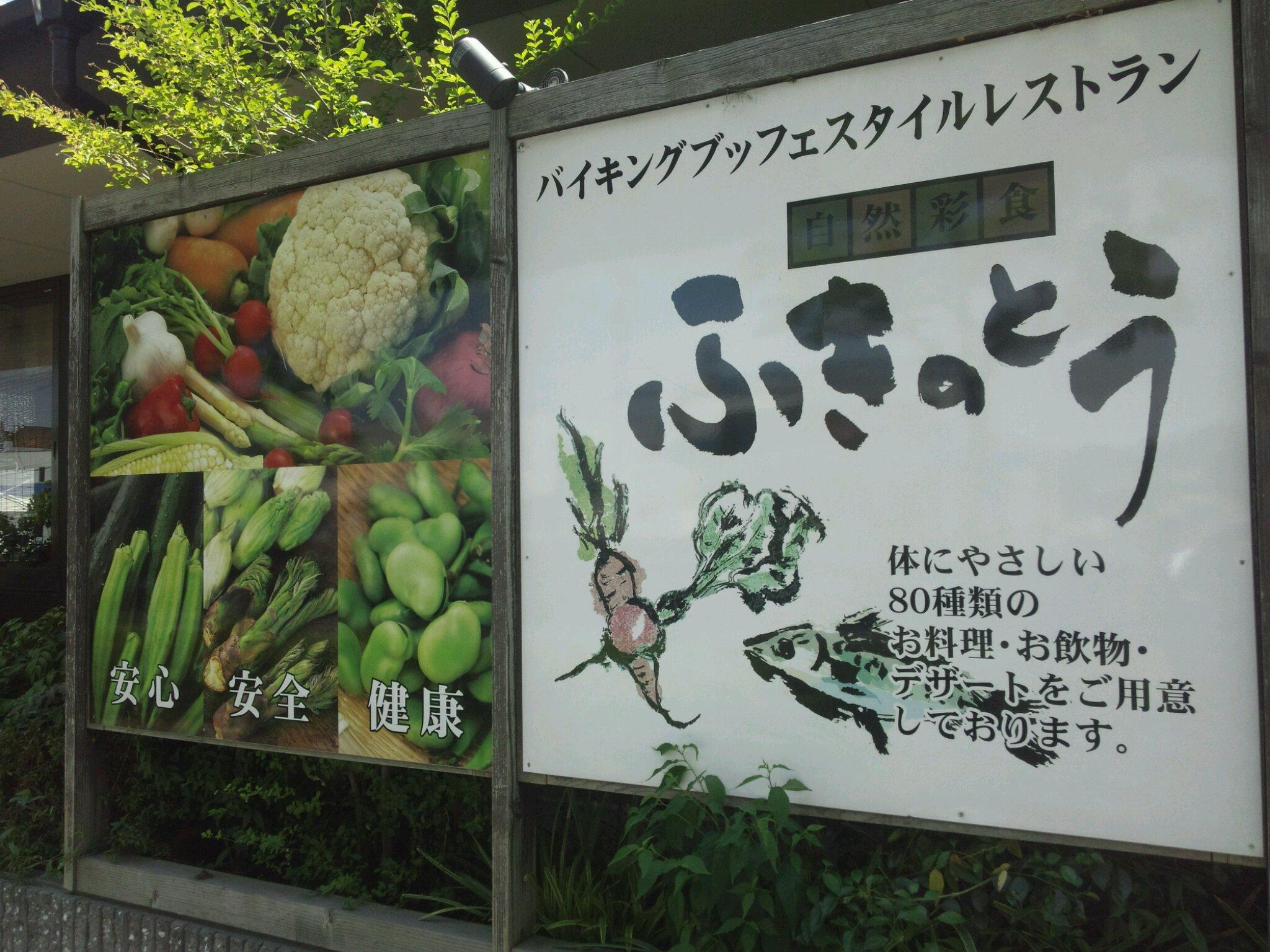 イワサキ高松店近隣ランチ情報 : 自然彩食ふきのとう(高松東バイパス店)_b0163075_19395661.jpg