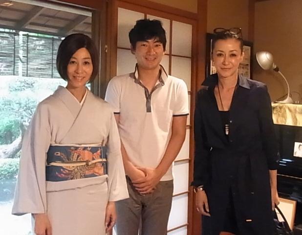 村田悦子さん主催「日本の匠・ホンモノを知る勉強会」_a0138976_214495.jpg