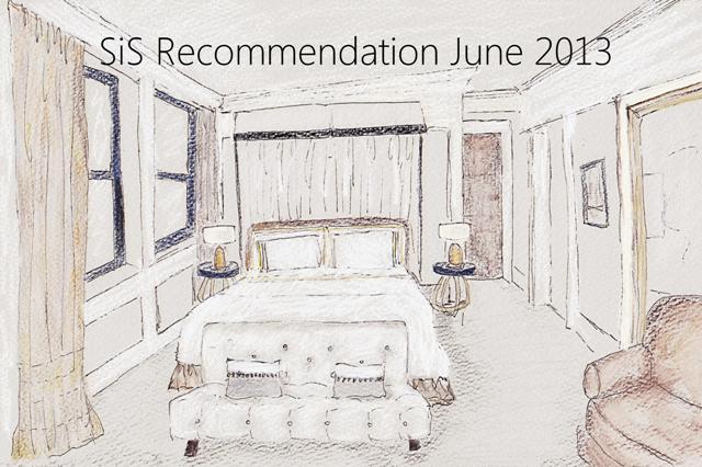 SiS Recommendation  for June 2013_f0083294_2191642.jpg