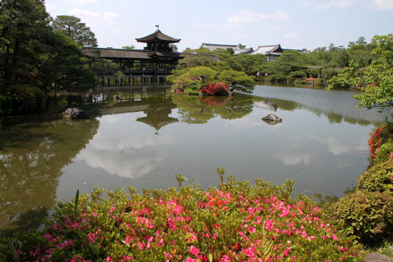 平安神宮 庭園開放_e0048413_2012057.jpg