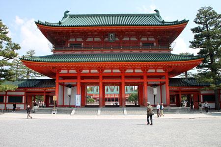 平安神宮 庭園開放_e0048413_2094964.jpg