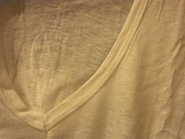 6/8(土)入荷!70\'S  デッドストック HANES バインダーVネックTシャツ!_c0144020_15365681.jpg