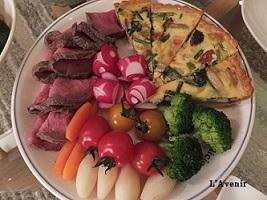 ラスト♡シンデレラ 「料理持ち寄り女子会!」_e0163825_16262457.jpg