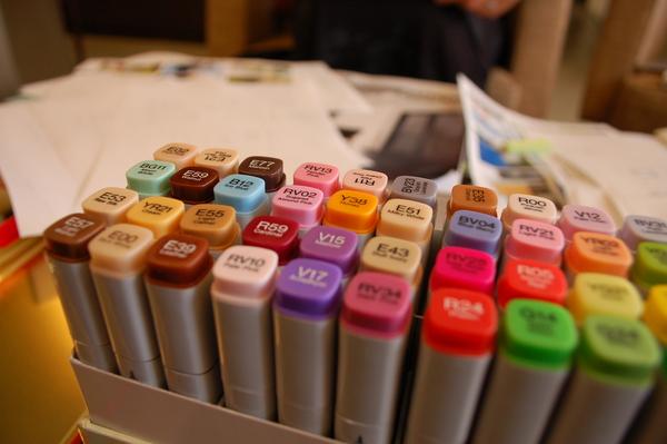 色もいろいろ。 暮らしをデコレーション。_b0097729_2033122.jpg