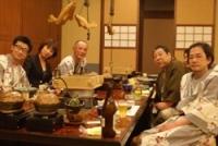 社員旅行in奥飛騨(1日目)_e0166762_15333069.jpg