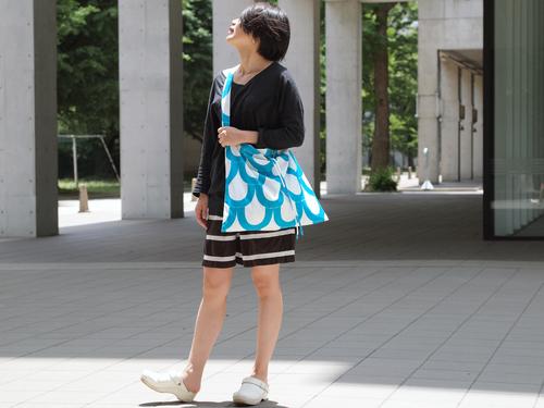 新商品「 wear bag 」 デビュー!_e0243765_15222096.jpg