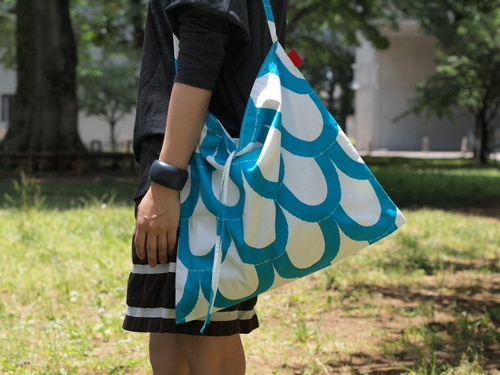 新商品「 wear bag 」 デビュー!_e0243765_1531335.jpg