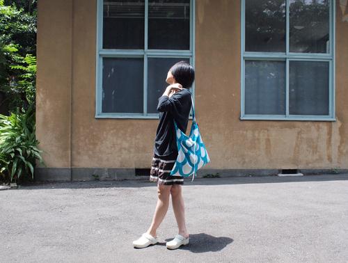 新商品「 wear bag 」 デビュー!_e0243765_15411594.jpg