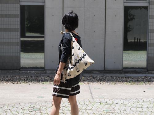 新商品「 wear bag 」 デビュー!_e0243765_16295024.jpg