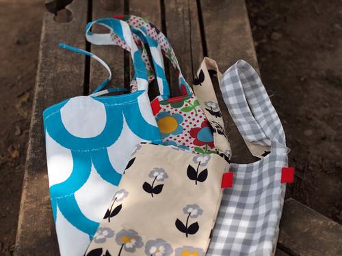 新商品「 wear bag 」 デビュー!_e0243765_1641593.jpg