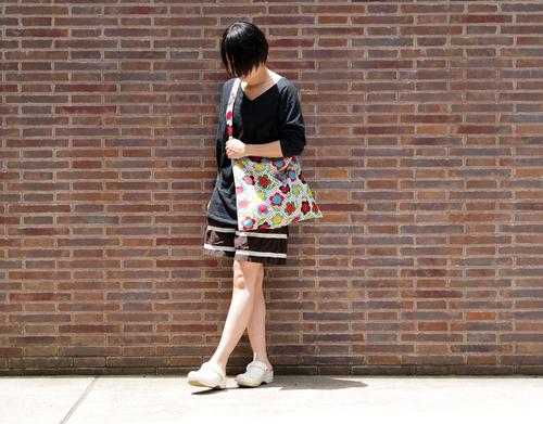 新商品「 wear bag 」 デビュー!_e0243765_16435155.jpg