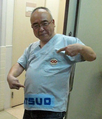 TATSUO on 手術着_d0115679_15312836.jpg