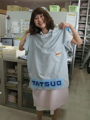 TATSUO on 手術着_d0115679_15403791.jpg