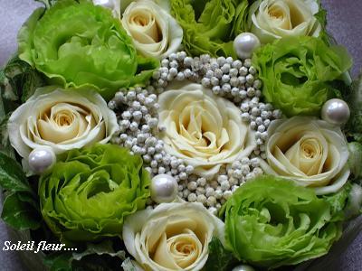 花のジュエリーボックスのアレンジ♪_c0098807_2114642.jpg