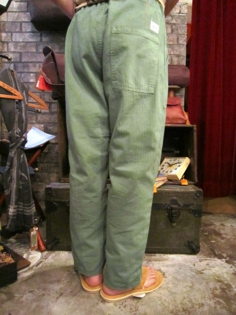 """ANACHRONORM \""""Pull Over S/S Shirts  Wide Fit\"""" ご紹介_f0191324_9282672.jpg"""
