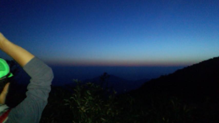 氷ノ山御来光ツアー【2013・6/8】_f0101226_1441839.jpg