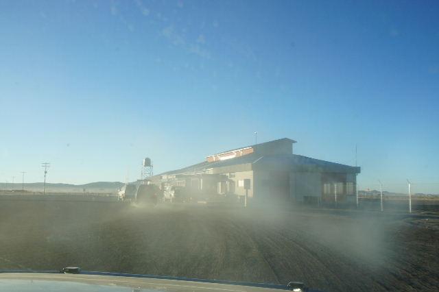 ボリビアの旅(36) ウユニ空港からラパス・エアアルト空港へ_c0011649_624337.jpg