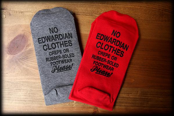 """THE EDWARDIAN DRAPE SOCIETY"" COLOR SOX SET_e0325662_12293927.jpg"