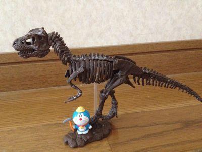 ティラノサウルス_b0201285_1018391.jpg