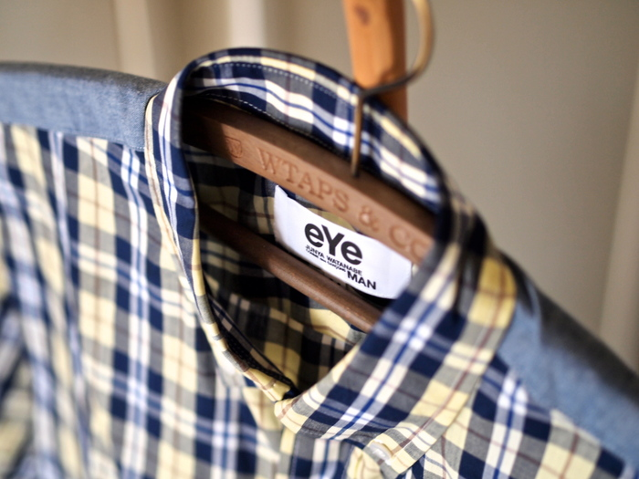 eye JUNYA WATANABE COMME des GARCONS MAN _f0010106_00737.jpg