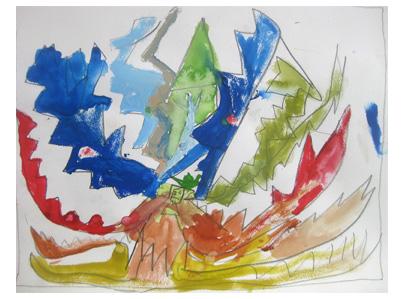 色づくり・小学生クラス_f0211514_21405182.jpg