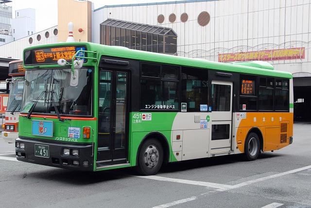 熊本市交通局~西工96MC(B-I)日産ディーゼルRM~_a0164734_22372687.jpg