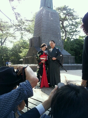 龍馬wedding_b0240634_0172741.jpg