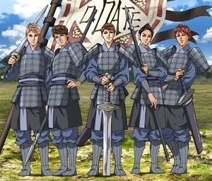 新生D☆DATEのシングルがいよいよ6月12日にリリース!TVアニメ「キングダム」第2シリーズ主題歌決定!_e0025035_21395899.jpg