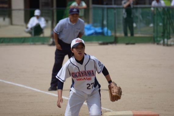 2013岡山東商業 ①_b0249247_23371692.jpg