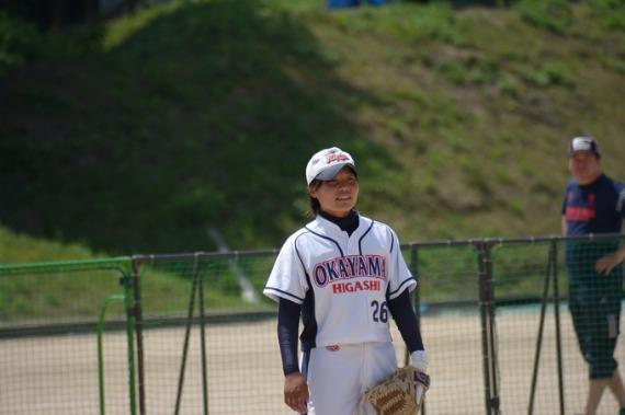 2013岡山東商業 ①_b0249247_23375825.jpg